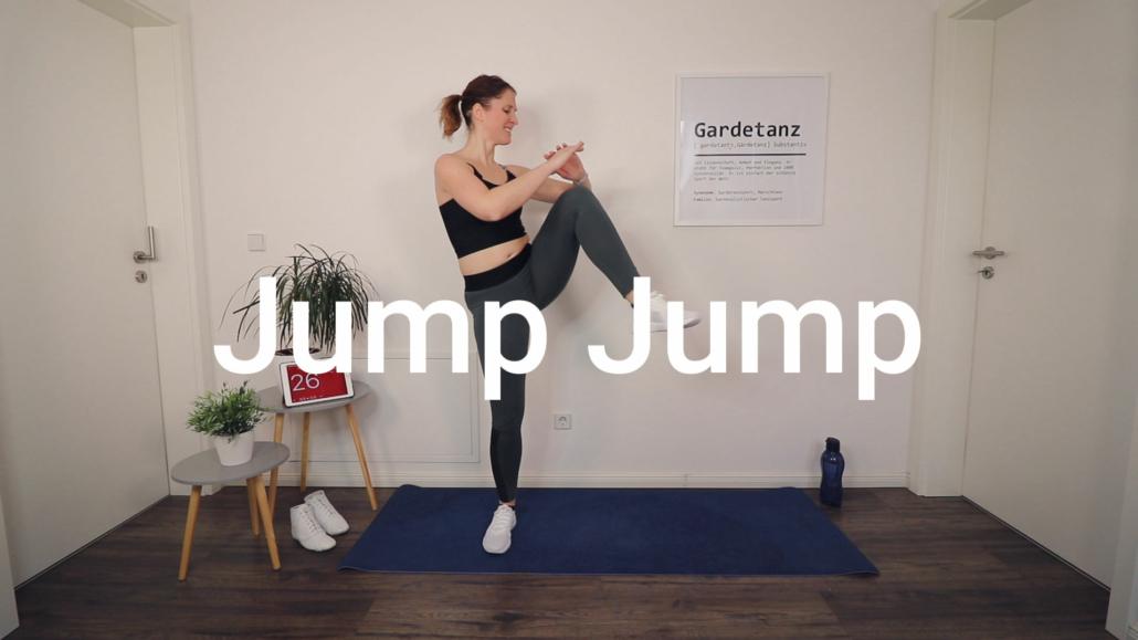 Gardesports Kurs für Sprungkraft