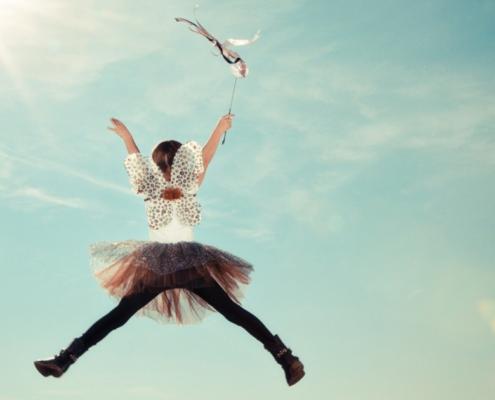 10 Dinge, die deine Tänzerin glücklich machen