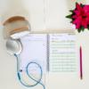 Notiere deine Musikideen und plane deinen Musikschnitt im Trainingsplaner