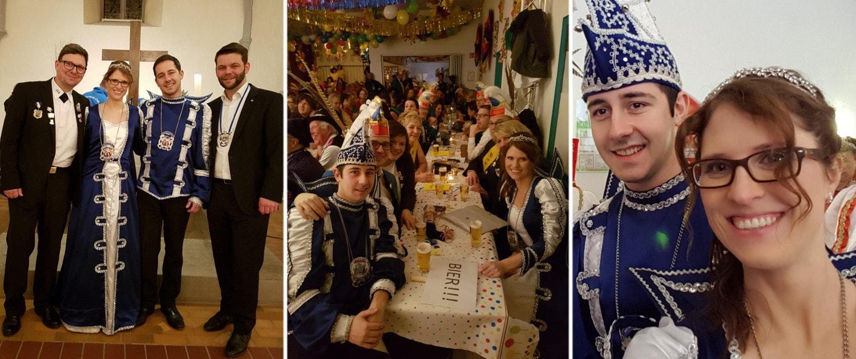 Plötzlich Prinzenssin: 100 Prozent Karneval