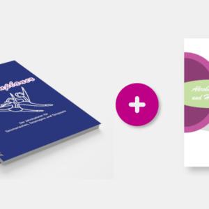 """Das Basispaket: Der Solistenplaner für Tanzmariechen, Tanzmajore und Tanzpaare sowie die PDF """"Akrobatische Elemente und Hebungen für Solisten und Tanzpaare"""""""