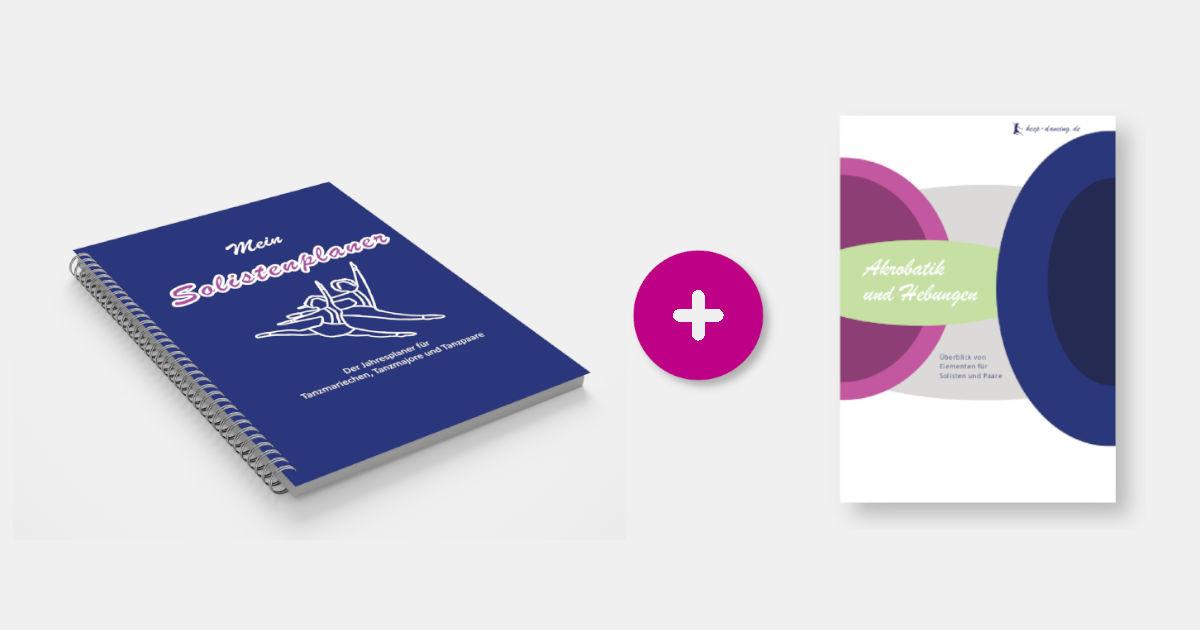 Das Basispaket: Der Solistenplaner für Tanzmariechen, Tanzmajore und Tanzpaare sowie die PDF