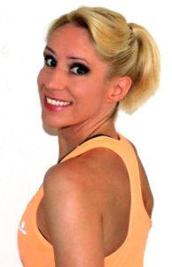 Sportwissenschaftlerin Nicole Vogel