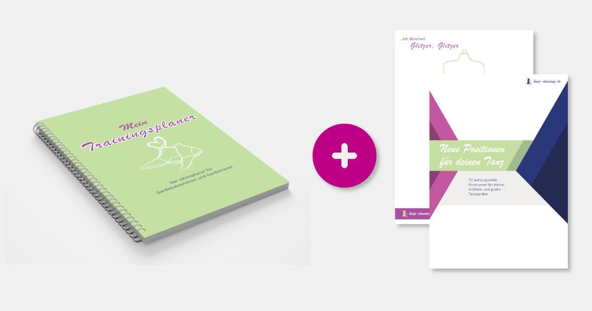 Das Basispaket: Der Trainingsplaner für Gardetrainerinnen und Gardetrainer sowie die PDFs