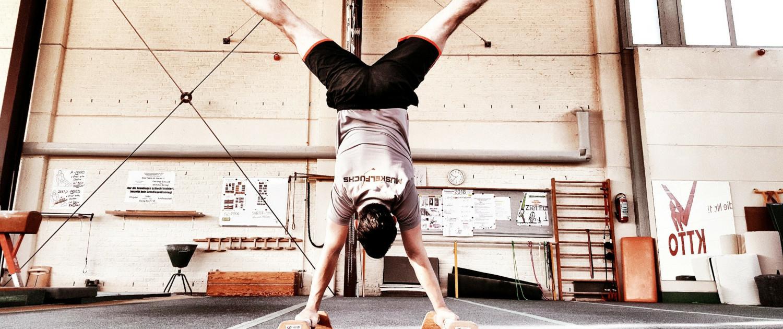 Akrobatik im Tanzsport | Interview mit Sydnee Ingendorn