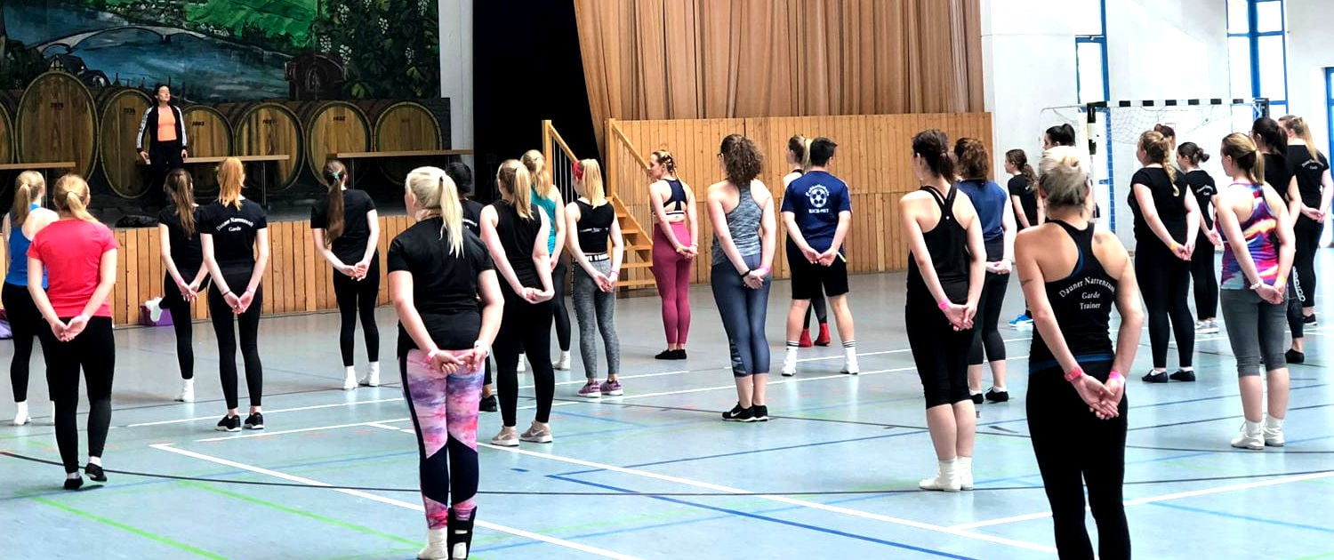 Tanzworkshop von Dance-Fit