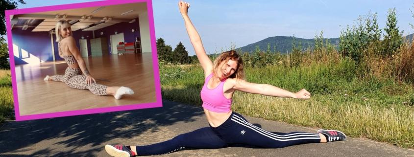 Endlich Spagat lernen - Inklusive Tipps von Profi-Tanzmariechen Jana Pearce