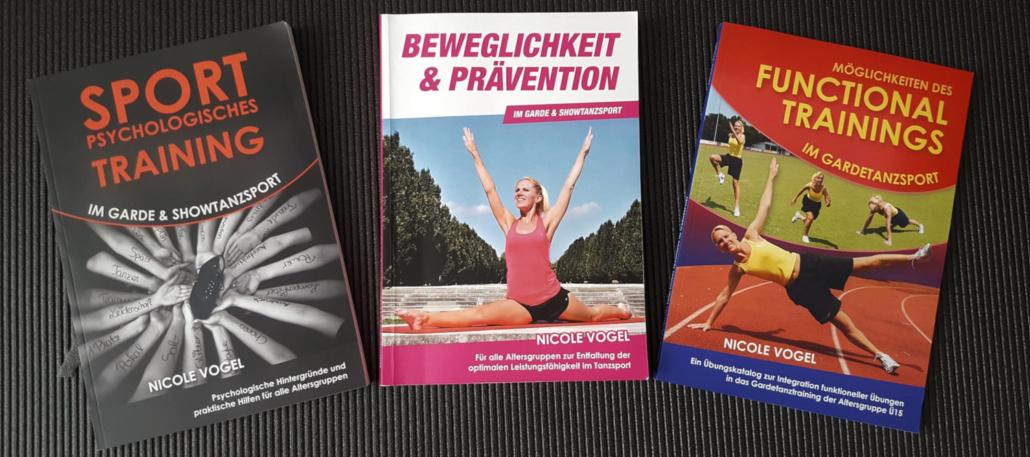 Literatur für den Gardetanzsport von Nicole Vogel