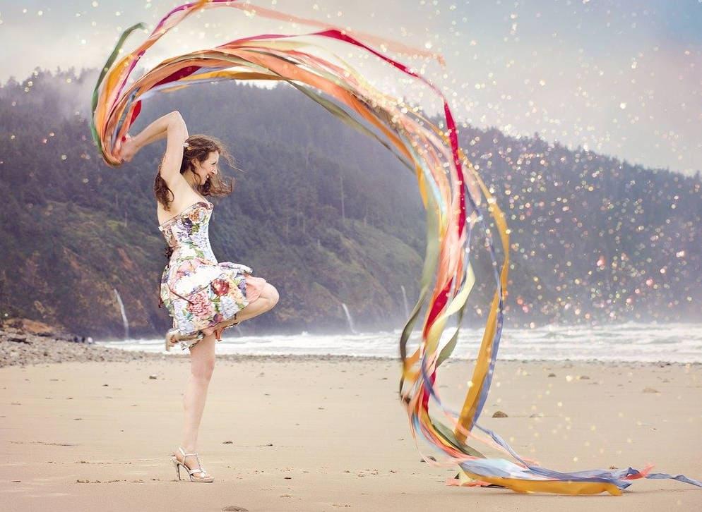 Wenn du dich gesund fühlst und das Tanzen dir Spaß macht, ist noch keine Zeit zum Aufhören.